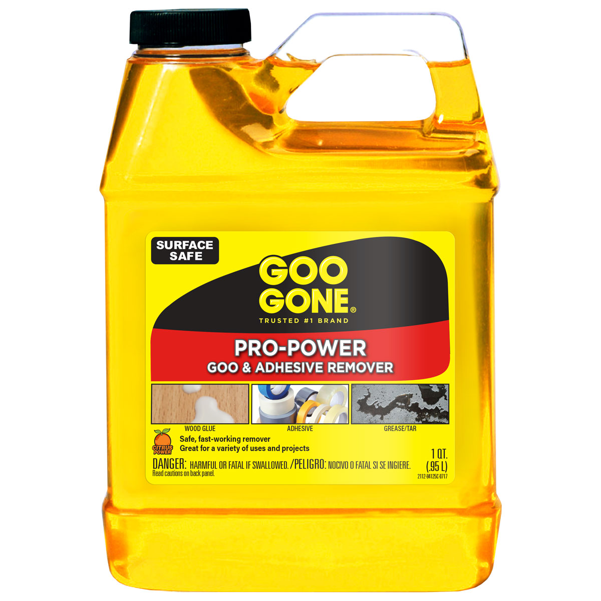 GOO GONE Pro Power Adhesive remover